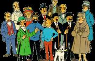 Tintin-mainSupportingCharacters