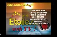 Georgie CERDAN & H.VIGNAUD & J.FRETTE | Mediumnité