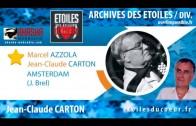 Marcel AZZOLA & Jean-Claude CARTON | Amsterdam