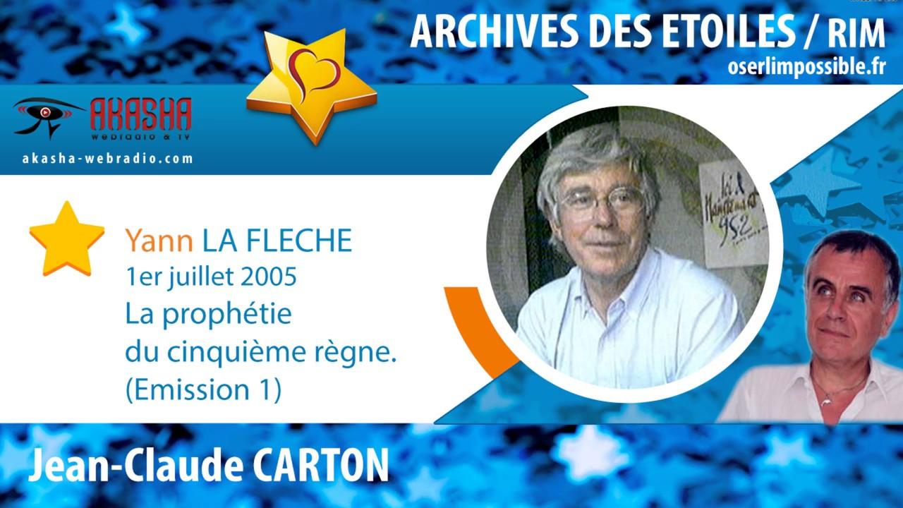 Yann La Flèche | La prophétie du cinquième règne 1